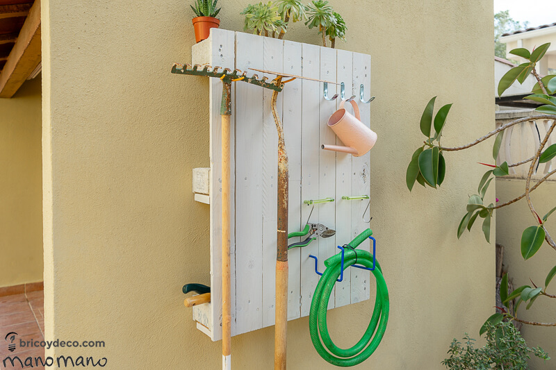 easy pallet projects thehandymano mano mano finished